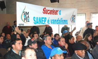 SANEP : Servidores alegam falta de diálogo para o fim da greve