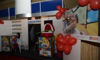 Cineminha promove a saúde bucal
