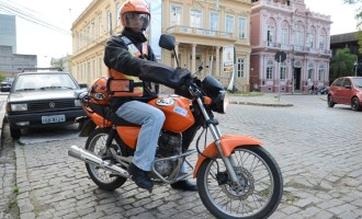 TRANSPORTE : Sindicato propõe mototáxi legal