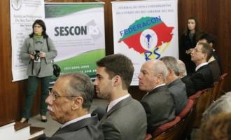 Prefeito participa do Seminário de Assuntos Contábeis
