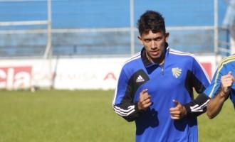 Pelotas : Diego é uma aposta