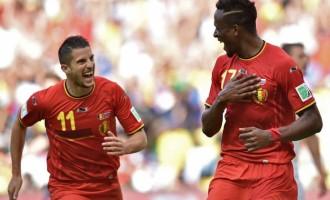 GRUPO H : Bélgica vence em jogo ruim