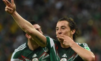 México atropela Croácia
