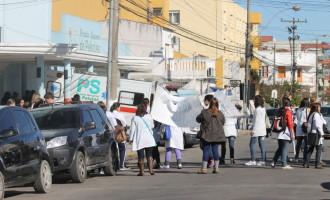 PRONTO SOCORRO E HUSFP : Técnicos em Enfermagem decidem entrar em greve