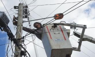 Iluminação: prefeitura recupera 905 pontos de luz em maio