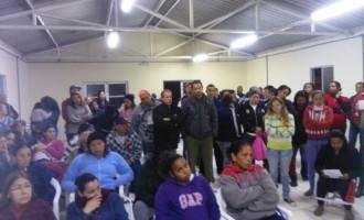 OBELISCO : Secretaria retoma Trabalho Técnico Social em residências
