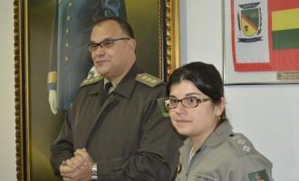 Oficiais da Brigada Militar são transferidos
