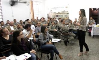 Policiais Militares da região sul participarão de curso para atendimento da mulher vítima de violência doméstica