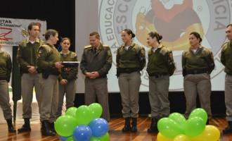 Programa da Brigada Militar forma alunos
