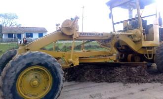 SDR continua a recuperar estradas após as chuvas