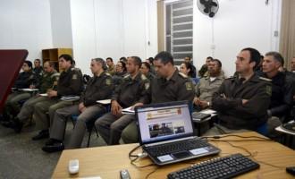 BM realiza seminário para melhor atender cidadão através do site