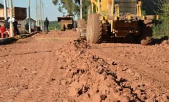 Prefeitura recupera rua Barão de Mauá