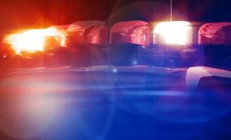 FLAGRANTES : Ladrão é preso no telhado de loja