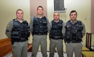 Policiamento Comunitário leva mais segurança ao Navegantes
