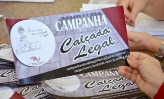 CALÇADA LEGAL : Inscrições para concurso serão encerradas hoje