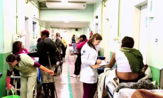 Pacientes padecem no Pronto Socorro