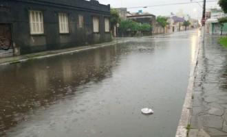Prefeitura monitora situação das chuvas no município