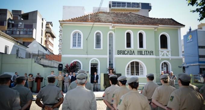 Brigada inaugura Centro Histórico Cultural
