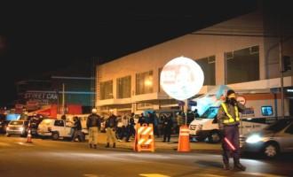 Balada Segura flagra oito condutores embriagados