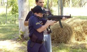 Guarda Municipal ainda está impedida de usar arma de fogo