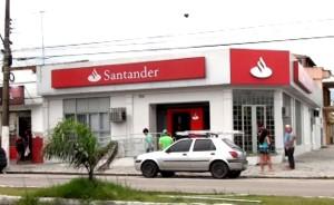 Crime ocorreu no Santander das Três Vendas