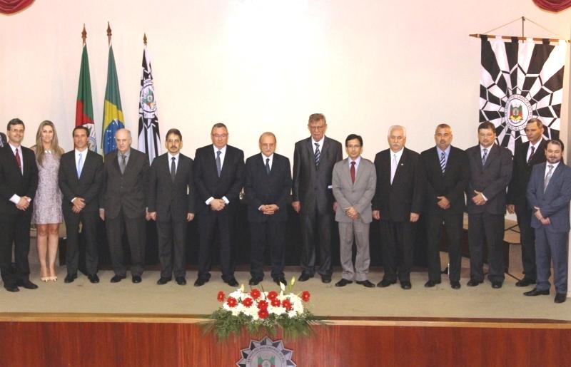 Diretores de departamentos e órgãos da Polícia Civil