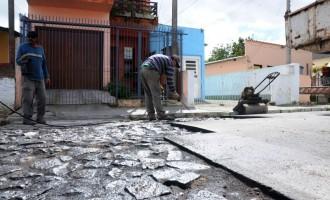 Município terá mais R$ 10 milhões para pavimentação