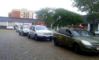 SEGURANÇA :  BM faz Operação Paz nos Bairros