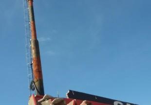 Demolição parcial do Estádio Bento Freitas – Fotos:HFJ/DM