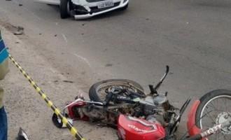 Dois motociclistas morrem em acidentes