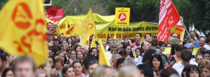 CPERS : Professores decidem manter greve