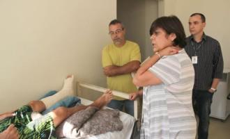 SANTA CASA : Ministério Público realiza vistoria na traumatologia