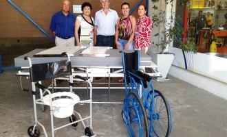 PELOTAS NORTE : Rotary dispõe de materiais hospitalares para empréstimo