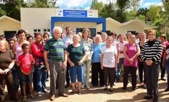 COLÔNIA MACIEL : UBS reformada já atende a comunidade do 8º Distrito