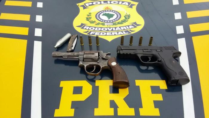 Prf recupera arma roubada em 1999 do antigo banco for Interior y policia consulta de arma