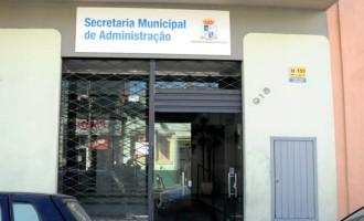 """Ladrões invadem Secretaria de Administração para roubar """"caixa"""""""