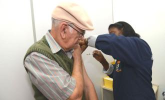 GRIPE  : Campanha de vacinação segue longe da meta