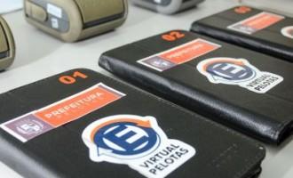 TRÂNSITO : Agentes passam a usar talonários eletrônicos
