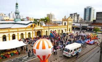 MERCADO CENTRAL : Apoio para realização de eventos