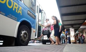 TRANSPORTE PÚBLICO : Prefeitura faz audiência para iniciar a licitação –  Empresários do setor reivindicam aumento da tarifa para R$ 3,00