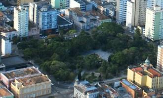 Mais de R$1 milhão : Praça Coronel Pedro Osório vai ter nova requalificação