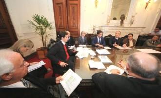 GOVERNO DO ESTADO :  UCPel teve agenda na Casa Civil