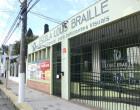 ESCOLA LOUIS BRAILLE  : Prefeitura assina termo aditivo de parceria com a instituição