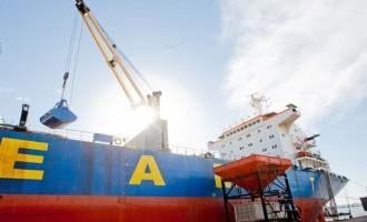 Exportações industriais do RS fecham o ano em queda