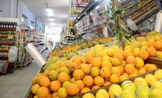 Procon divulga queda do cesto básico em 2,86%