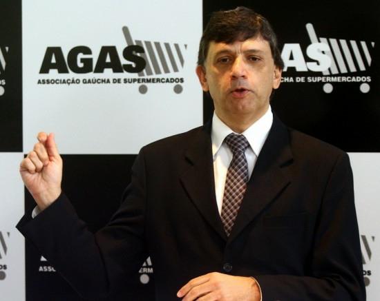 Antonio C. Longo, presidente da AGAS