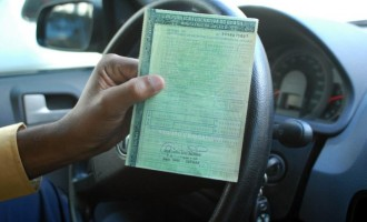Documento do veículo em papel moeda será extinto