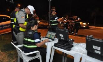 TRÂNSITO : Mobilização da Lei Seca de setembro  aborda 4,6 mil motoristas no Estado