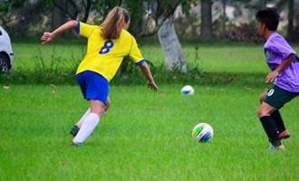 25 ANOS DAS LOBAS : Pelotas realiza seletiva em ano de programação especial no futebol feminino