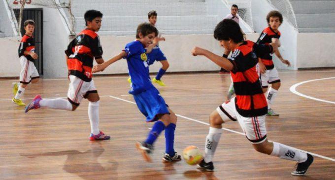 Curso de Futsal no Paulista